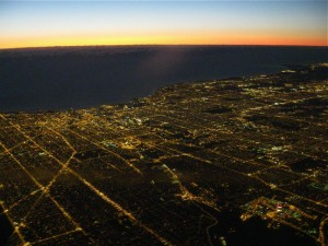 MKE at dawn